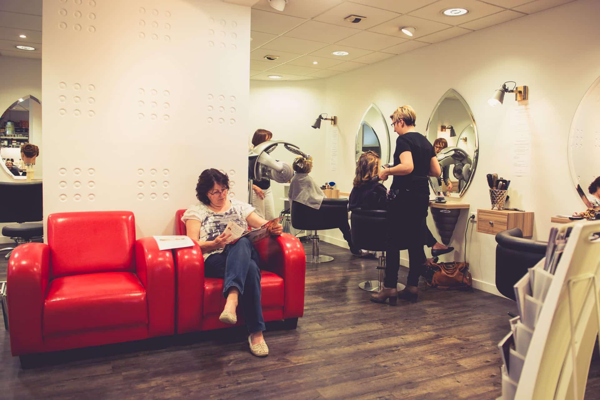Métamorphose Salon De Coiffure coiffure métamorphose - les vitrines de ploërmel