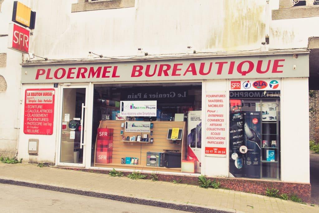 683 Credit Score >> PLOERMEL BUREAUTIQUE - Les Vitrines de Ploërmel